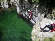 ardeche-canyoning-location canoe